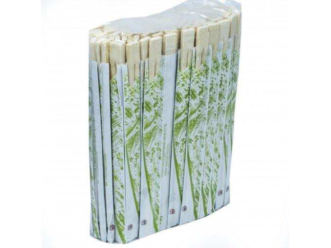 Hůlky dřevěné jednorázové 30párů