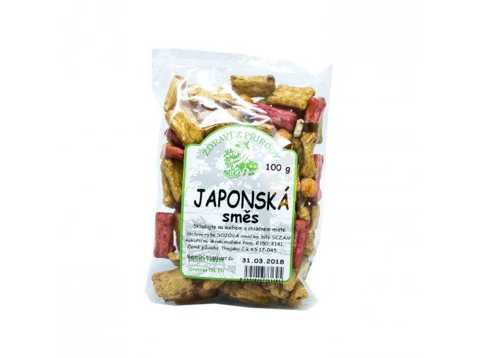 směs japonská
