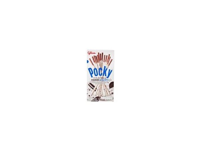 glico cookies cream