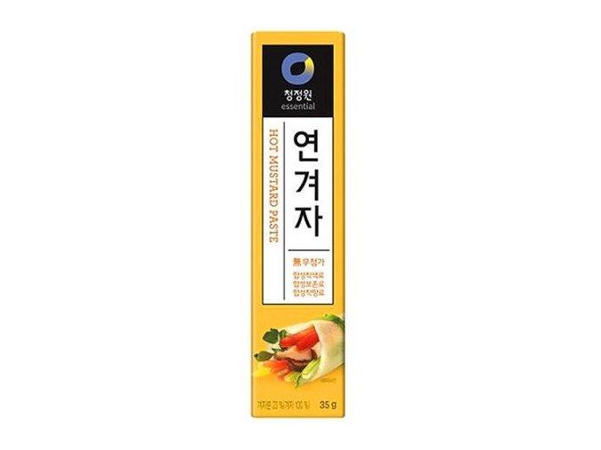 korejksá hořčice