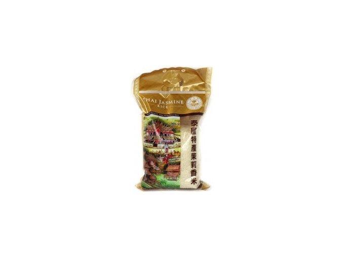 jasmínová rýže lotus 4,55kg