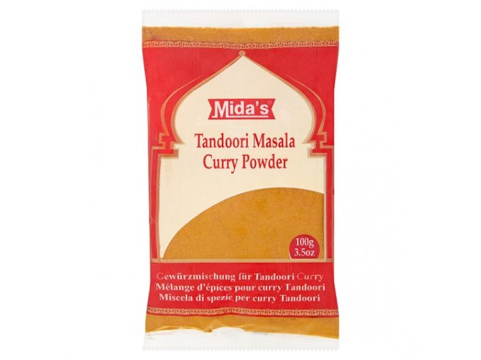 tandoori masala curry