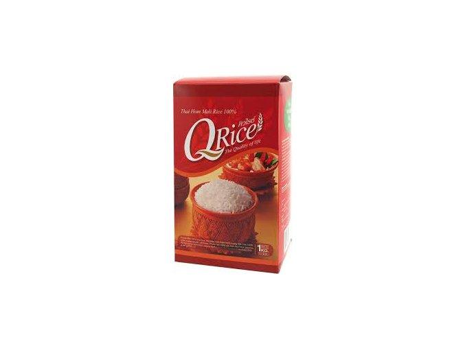 Q rice red