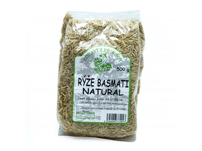 rýže basmati natural