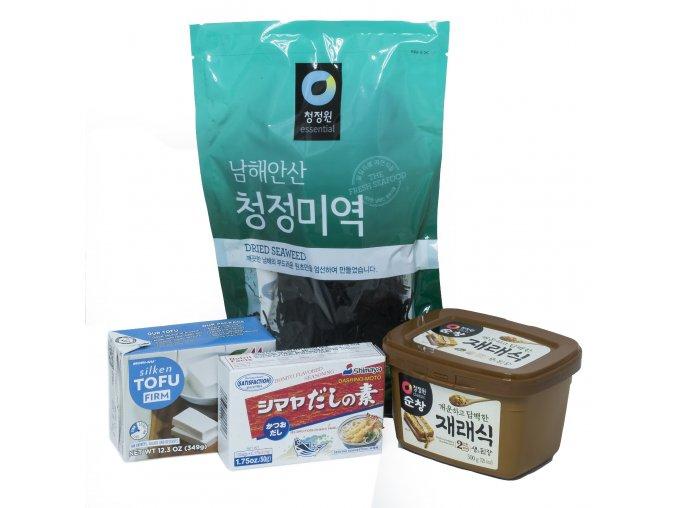 miso set s tofu