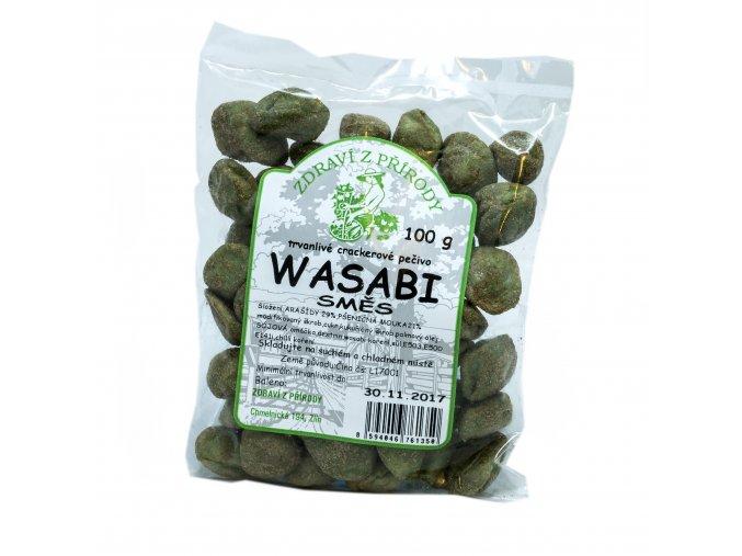 směs wasabi