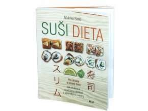 Kniha Suši dieta (Makiko Sano)