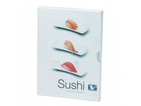 DVD Sushi krok za krokem