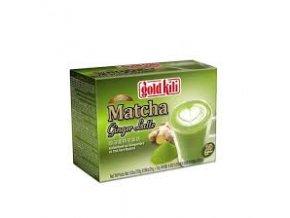 Matcha Ginger Latte